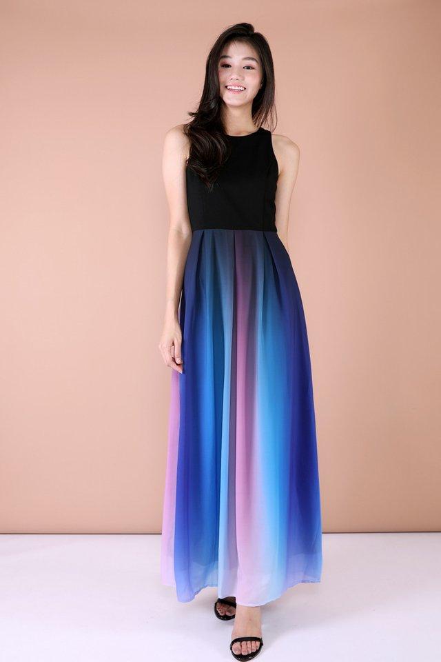 Linnett Ombre Maxi Dress