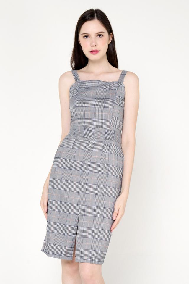 Cleora Center Slit Dress