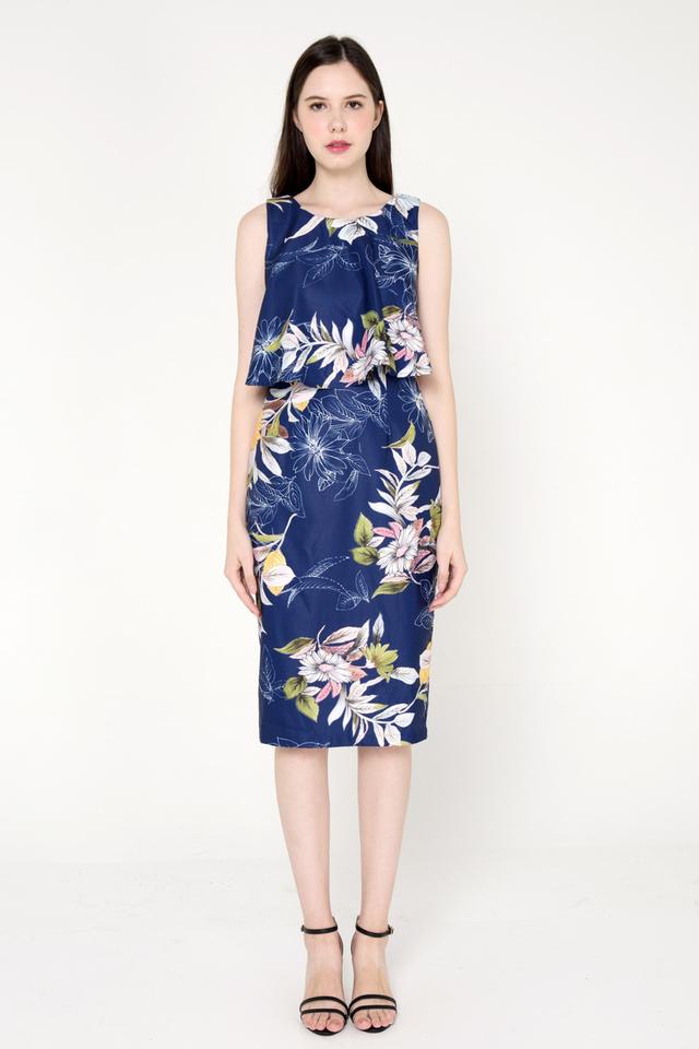 Cammy Floral Sheath Dress