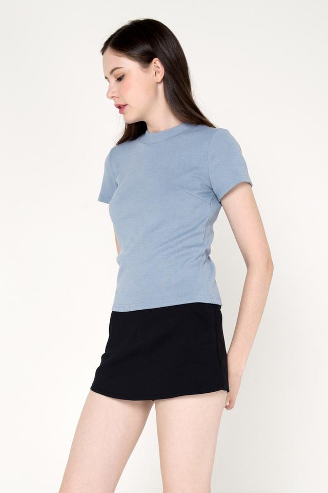 Belinda Basic Top (Sky Blue)