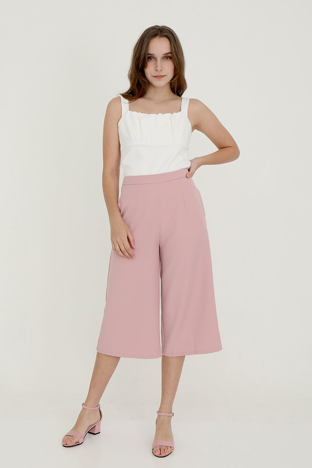 Jervon Culottes (Pink)