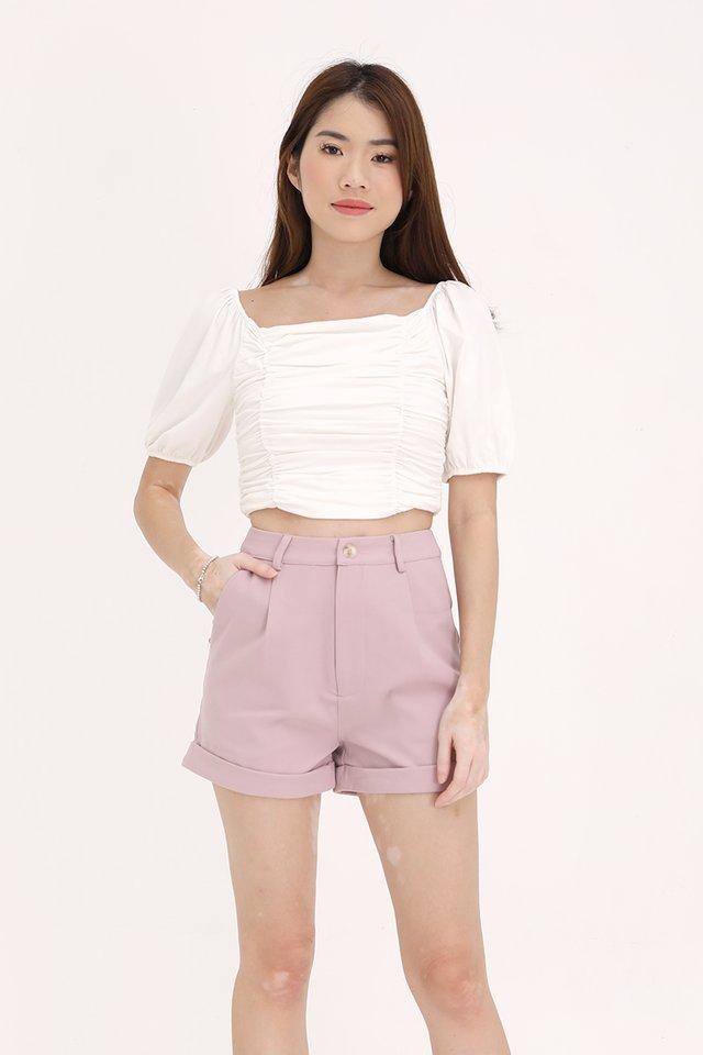 MADEBYFLEUR Darina Classic Shorts (Dusty Pink)